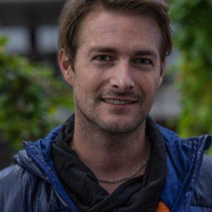 Daniel Spalinger, Gründer von neverain
