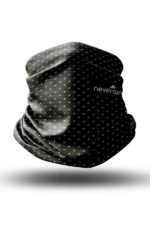 neverain Neck-Tube schwarz-grau